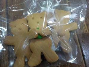テディ クッキー